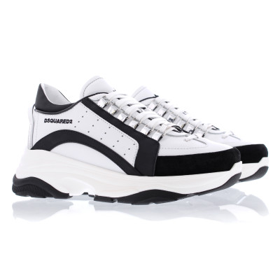 Dsquared2 Sneakers Dsquared2 bumpy 551 wave leather