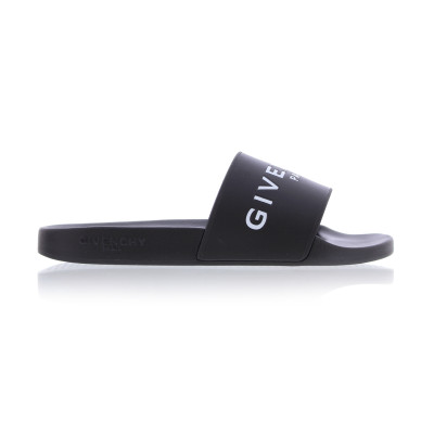 Givenchy Flat Shoes Givenchy givenchy logo poolslider