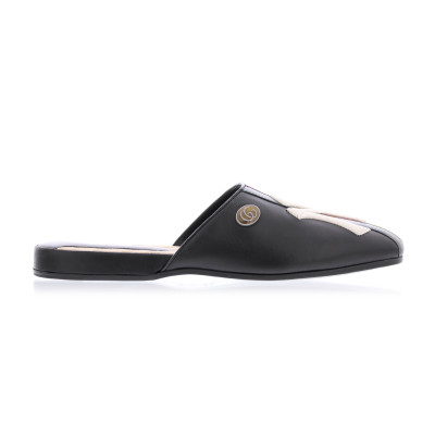 Gucci Flat Shoes Gucci flamel ny yankee